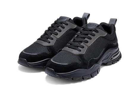 High-Tech Bubble Heel Sneakers