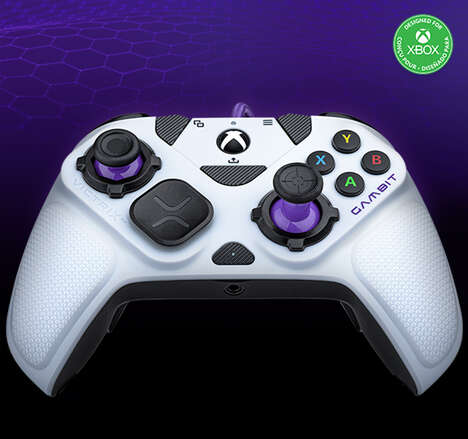 Ultra-Fast Gaming Controllers