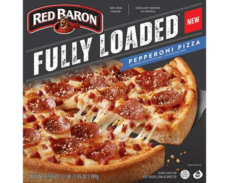 Ample Topping Frozen Pizzas