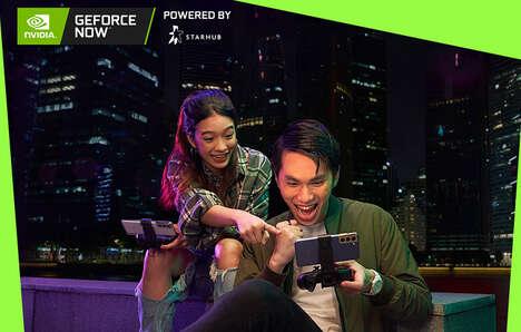 Singaporean Cloud Gaming Platforms