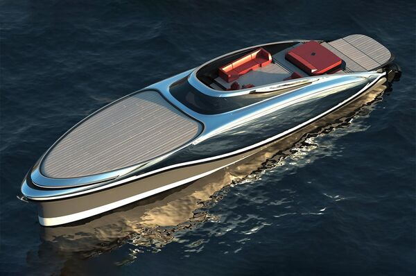 Stylishly Chic Speed Boats