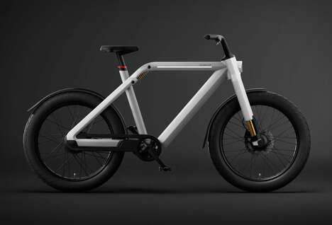 Speed-Focused Electric Bikes