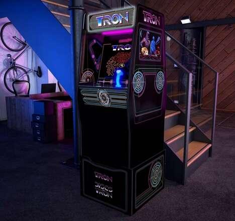 Home-Friendly Classic Arcade Games