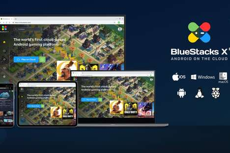 Cloud-Based Mobile Game Platforms