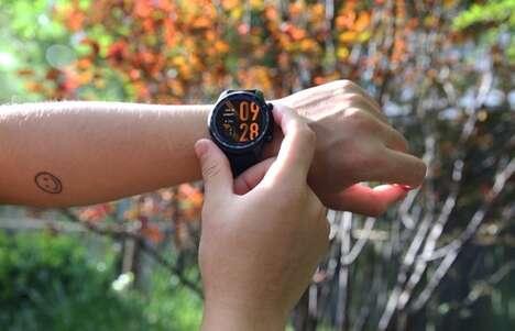 4G LTE Connectivity Smartwatches