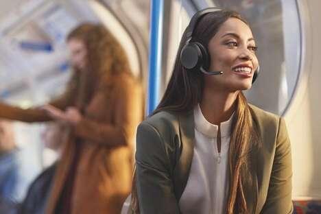 Enterprise-Ready ANC Headsets