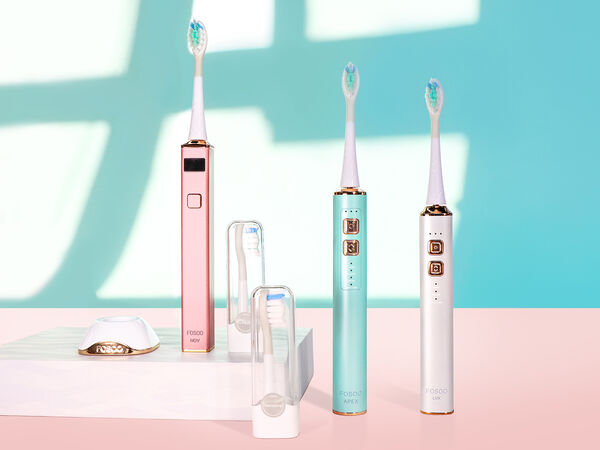 Sonic-Powered Electric Toothbrushes