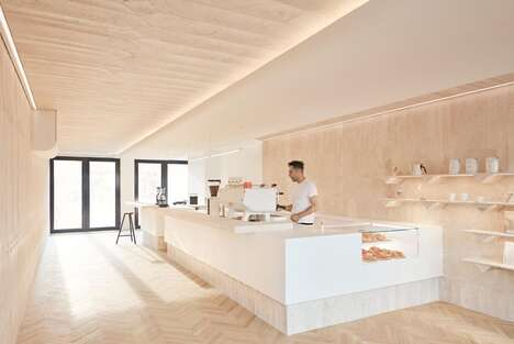 Slow-Paced Coffee Shops