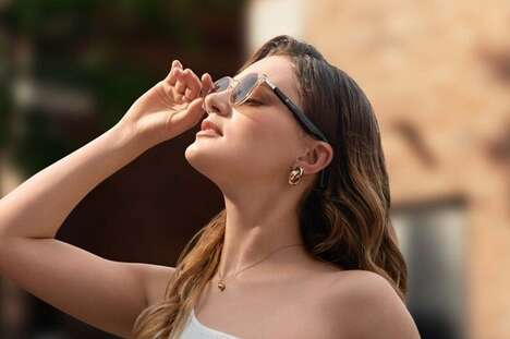 Audio-Enabled Eyewear