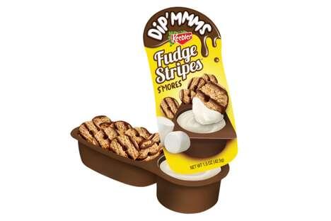 Dippable Fudge Cookies