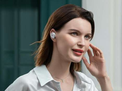 Customizable Noise Reduction Earbuds