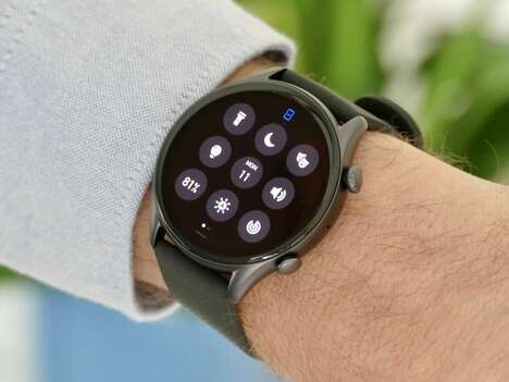 Multi-Day Activity Smartwatches