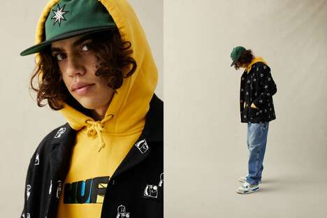 Skate-Inspired Streetwear Collections