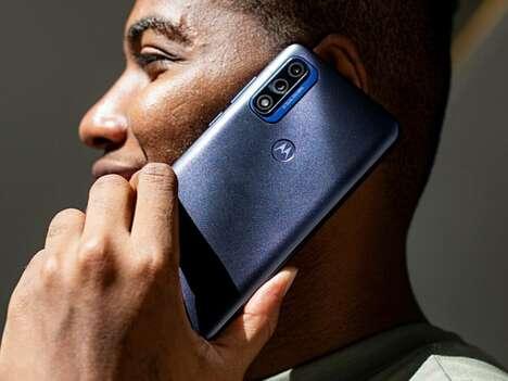 Low-Cost Immersive Display Smartphones