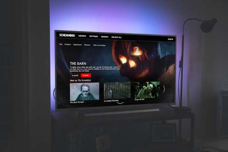Horror-Focused Streaming Services