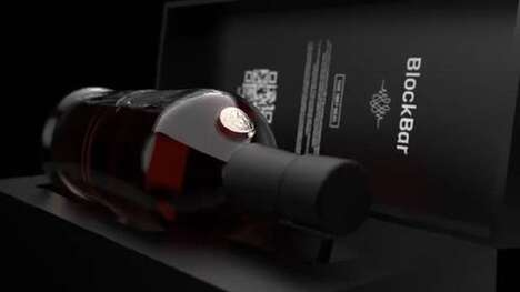 Limited-Edition Liquor NFTs