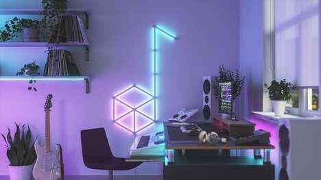 Interchangeable Customization Light Bars