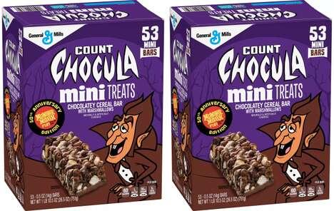 Spooky Cereal-Inspired Snacks