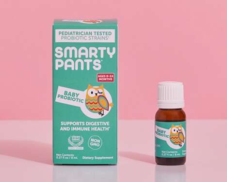 Infant Probiotic Supplements