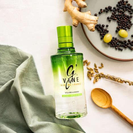 Grape-Based Gin Spirits