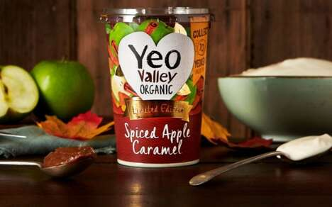 Autumnal Yogurt Flavors