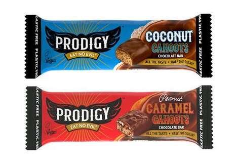 Plastic-Negative Chocolate Brands