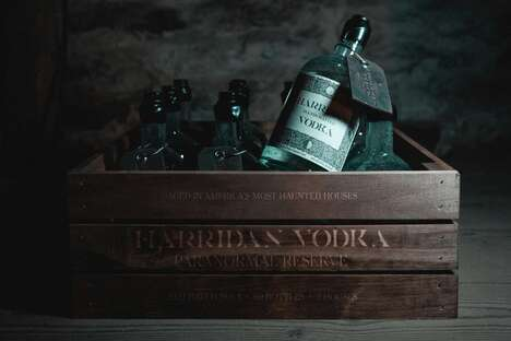 Limited-Edition Haunted Vodkas