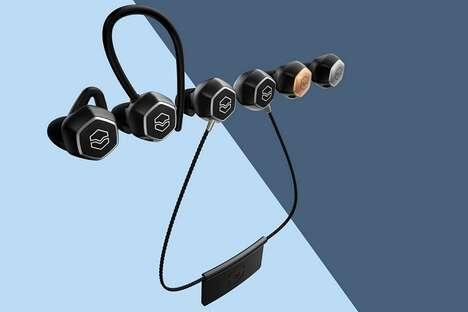 Swappable Component Earphones