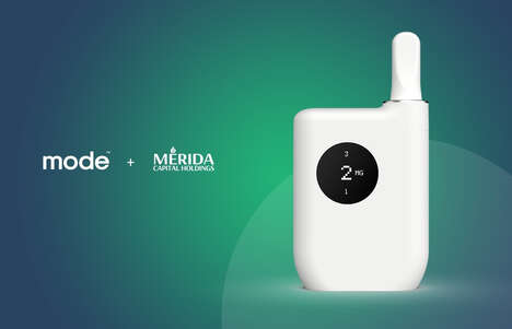 Smart Cannabis Dosing Devices