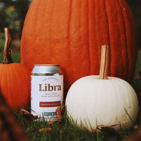 Alcohol-Free Pumpkin Ales
