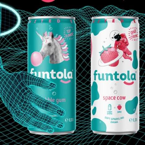 AI-Developed Fizzy Drinks