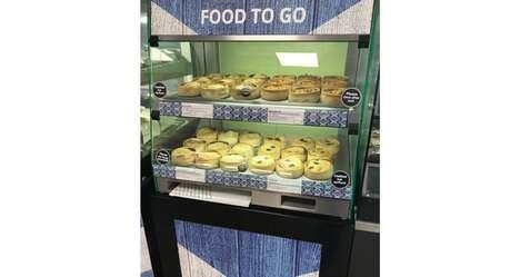 Convenient Scottish Cuisine Foods
