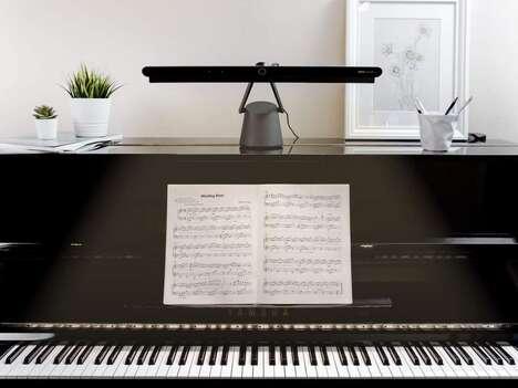 Intelligent Pianist Illuminators