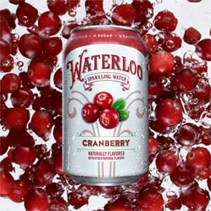 Festively Flavored Sparkling Waters