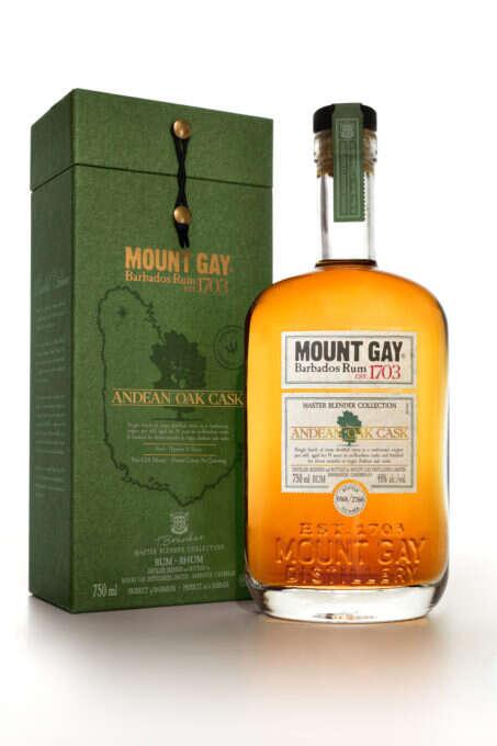 Small-Batch Rum Spirits