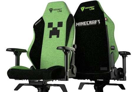 Themed Sandbox Game Chairs