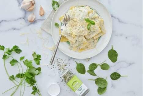 Herbaceous Seasoning Blends