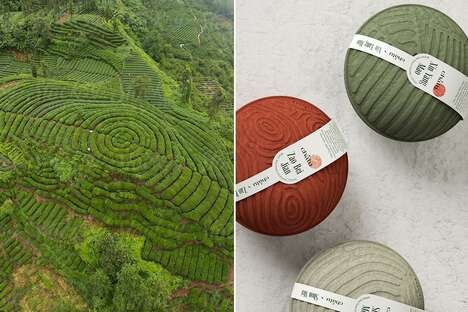 Eco-Friendly Tea Packages