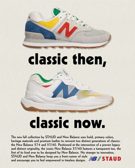 '80s Workout-Inspired Shoes