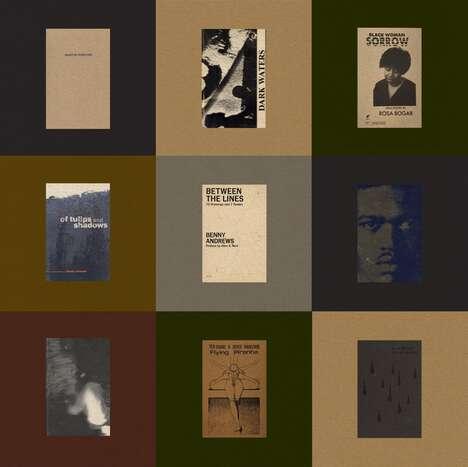Rare Black Authors Libraries
