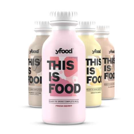 Ready-to-Drink Bottled Meals