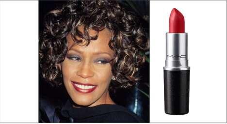 Legendary Singer-Inspired Cosmetics