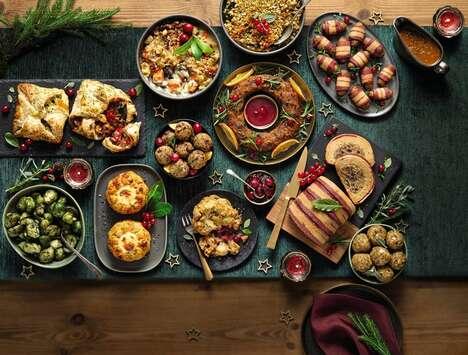 Vegan Christmas Ranges