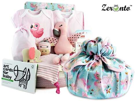 Zero-Waste Baby Gifts