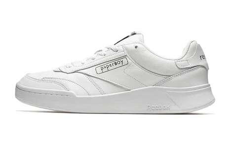 Sleek Minimally Designed Sneakers