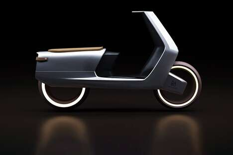 Audio Brand Electric Scooters