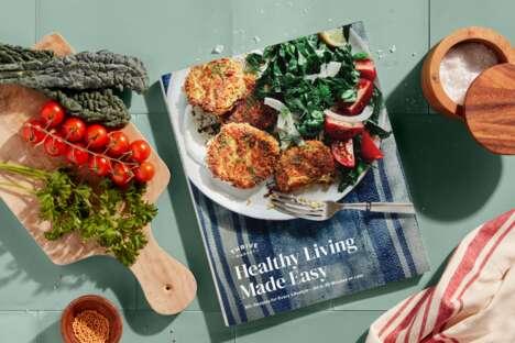 Healthy Shoppable Cookbooks