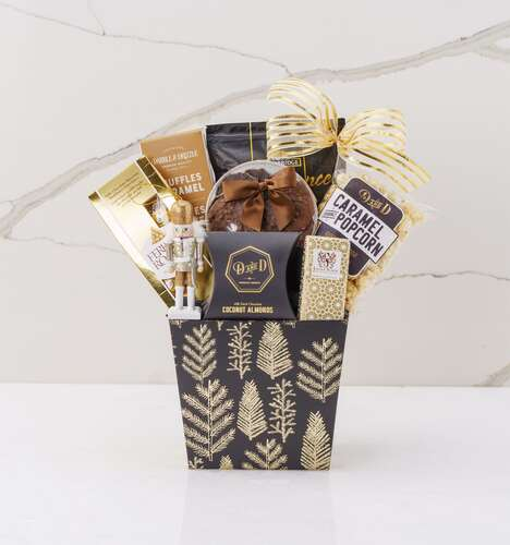 Holiday-Ready Gift Baskets
