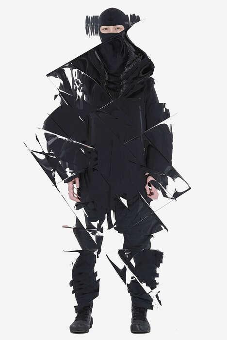 Cryogenics-Inspired Fashion Lines