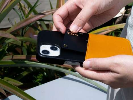 Card-Friendly Smartphone Cases